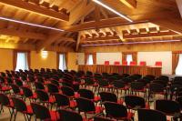 Sala multifunzionale municipio Zuclo